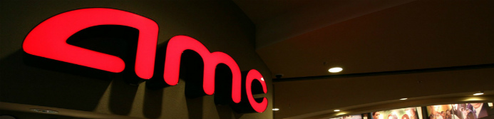 AMC Theater sign